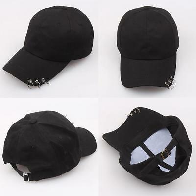 KPOP BTS Live The Wings Tour Hat Bangtan Boy Ring Adjustable Baseball Cap OZ AU2