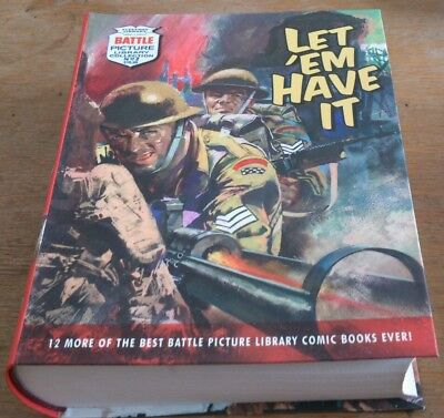 Battle Picture Library, Let 'em Have It, Collected Edition 2008, Prion