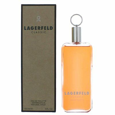 Lagerfeld Classic 150 ml EDT Eau de Toilette Spray Originalverpackt!!