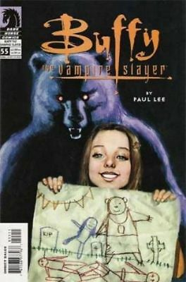 Buffy The Vampire Slayer #55 (NM)`03 Lee  (Cover A)