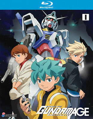 Image of: Mobile Suit Gundam Mobile Suit Gundam Age Tv Series Collection new Bluray Boxed Mobile Suit Gundam Age Tv Series Collection Bluray New Anime