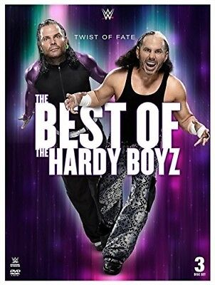 WWE: Twist Of Fate - The Best Of The Hardy Boyz [New DVD] 3 Pack, Ac-3/Dolby D