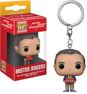 Mr. Rogers Neighborhood - Mr. Rogers Funko Pop! Keychain: Toy