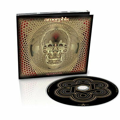 Amorphis - Queen Of Time (Limited Digipack CD) [New CD]