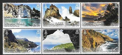 Pitcairn Islands 2016 Landscapes  Mnh