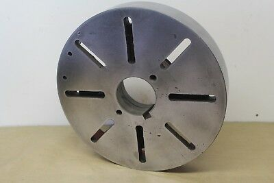 """Large 14"""" L1 Taper Fitting Lathe Face Plate Harrison Colchester Free Delivery"""