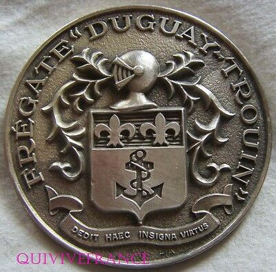 Med4183 - Medaille Fregate Dugay-Trouin  - French Medal