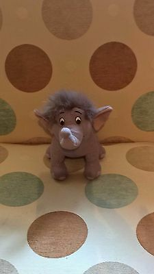 8 inch long (excl tail) Elephant from Disney Jungle Book soft toy