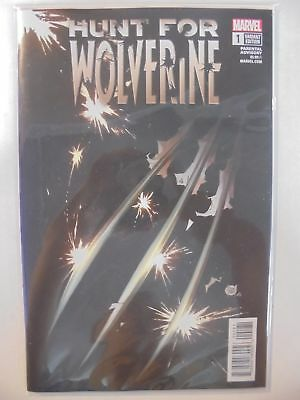 Hunt for Wolverine #1 Kuber Teaser Variant Marvel VF/NM Comics Book