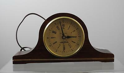 "Vintage Seth Thomas Elec Clock Mantelette 0579A Made USA Talley Ind Co 81/4"" Y16"