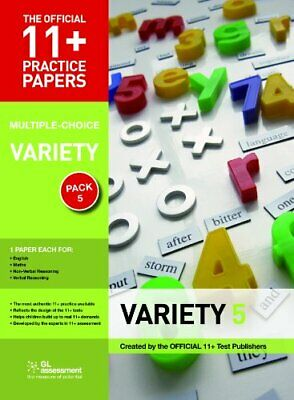 11+ Practice Papers, Variety Pack 5 (Multiple... by Educational Experts Pamphlet