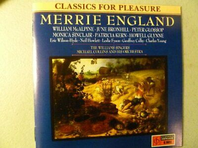 Merrie England -  CD 72VG The Cheap Fast Free Post The Cheap Fast Free Post