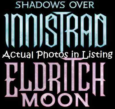 MTG Magic the Gathering Shadows over Innistrad, Eldritch Moon Mix. Multi Listing