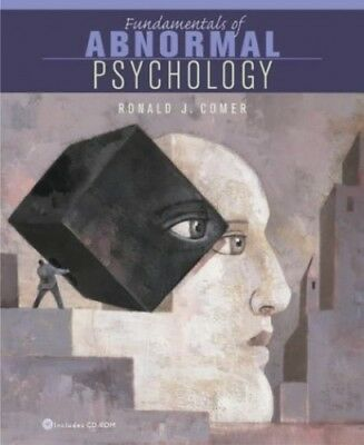 Fundamentals of Abnormal Psychology by Comer, R. Paperback Book The Cheap Fast