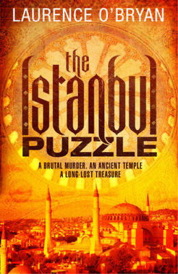 The Istanbul Puzzle, O'Bryan, Laurence, Used; Good Book