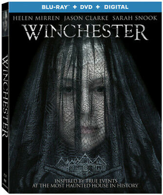 Winchester [New Blu-ray] With DVD, 2 Pack