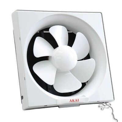 """Powerful Low Noise Ventilation Extractor Exhaust Fans With Shutter 6"""" &8"""" inches"""