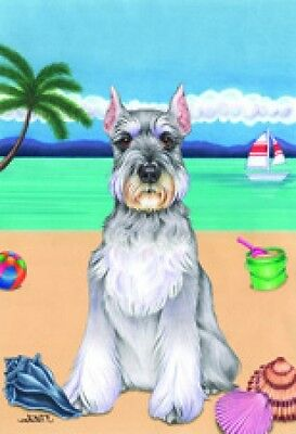 Garden Indoor/Outdoor Summer Flag (TP) - Schnauzer 690121
