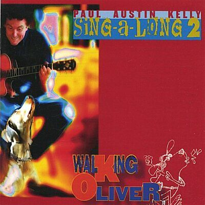 Paul Austin Kelly - Sing-a-Long 2 - Paul Austin Kelly CD RQVG The Cheap Fast The