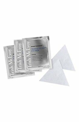 Instant Solutions Triangle of Light Eye Mask - Soothes & Firms Undereye Skin 8pc