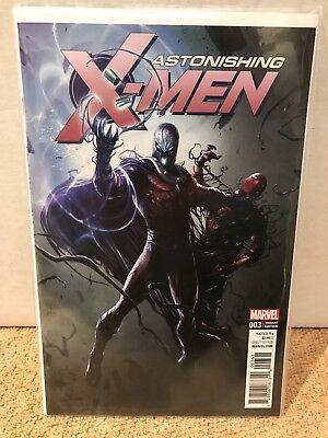 Astonishing X-Men #3 - Mattina Venomised Magneto Variant - Marvel - NM