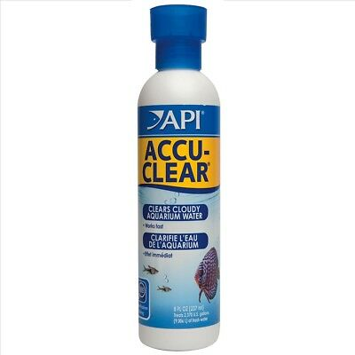 API Accu Clear 237ml - Clears Hazy and Cloudy Water