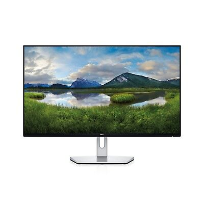 Dell 23'' Monitor S2319H Built In Speakers HDMI DP LED HD