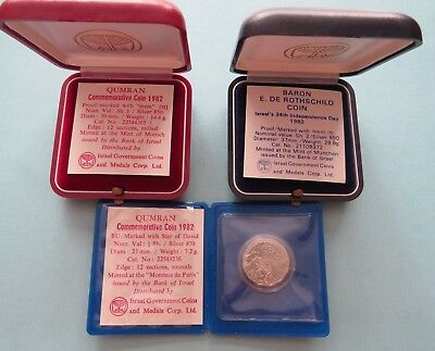 Israel (1982) - Silver/other Commemorative - Uncirculated/proof