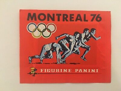 Montreal 76 1976 Panini Sticker Sealed Pack Vhtf!
