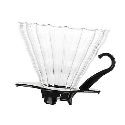 3.15 Inches Portable Pour Over Coffee Cone Dripper Coffe Filter Brewer