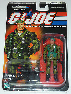 G.i.joe 2009 Falcon Moc Neu & Ovp Gi Joe Cobra Club Exclusive Limited