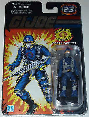 G.i.joe 2007 Cobra Officer Moc Neu & Ovp Gi Joe Cobra Chrome Card