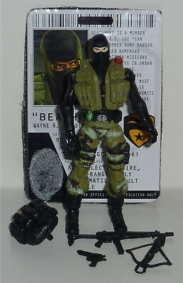 G.i.joe Rise Of Cobra 2009 Beachhead Lose + 100% Komplett Top Zustand Gi Joe