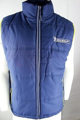 MICHELIN Bodywarmer - Navy Blue - Brand New - Size EX-Large / XL