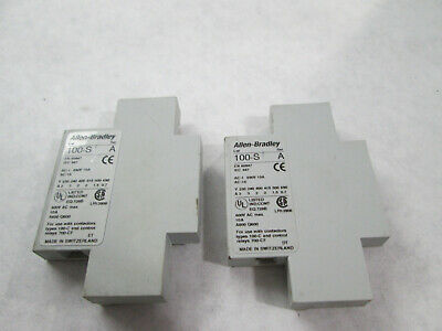 Allen Bradley 100-S Auxiliary Contact (Series A)