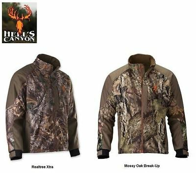 fd34d008bcab0 WOMENS BROWNING HELLS Canyon Mercury Scent Control Softshell Hunting ...