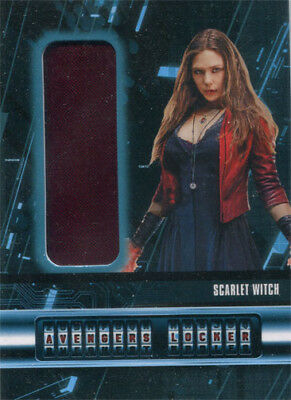 Marvel Avengers Age of Ultron Costume AL-W Elizabeth Olsen as Scarlet Witch