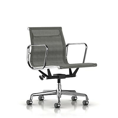 Eames Aluminum Management Chair   Quartz Mesh   Herman Miller DWR