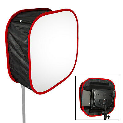 Lusana Studio Photography Photo LED Panel Light Foldable Collapsible Softbox
