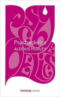 Psychedelics: Vintage Minis by Huxley, Aldous Book The Cheap Fast Free Post