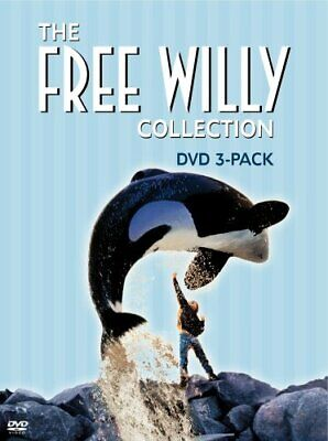 Free Willy Collection [DVD] [1997] [Region 1] [US Import] [NTSC] - DVD  P8VG The