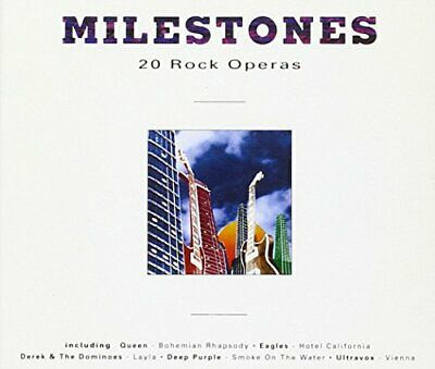 Meat Loaf - Milestones - 20 Rock Operas - 2 CD - Meat Loaf CD NMVG The Cheap The
