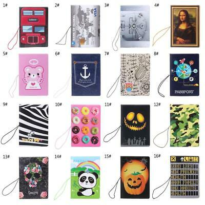 Luggage & Bags Card & Id Holders Scrub Shinytravel Passport Id Holder Cover Unisex Card Case Women Cards Holder