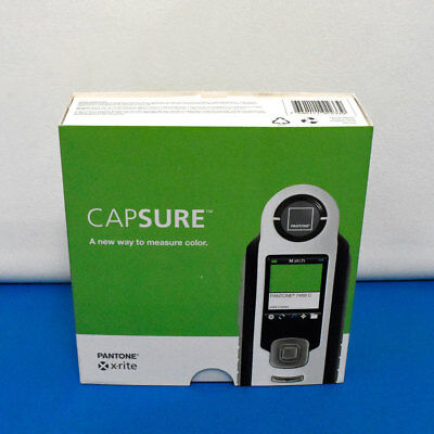 X-Rite Rm200-PT01 Pantone Capsure Color Matching virtually any material, fabric