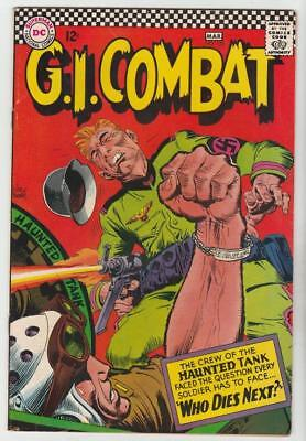 G.I. Combat  # 122  strict  VF/NM  appearance  Haunted Tank