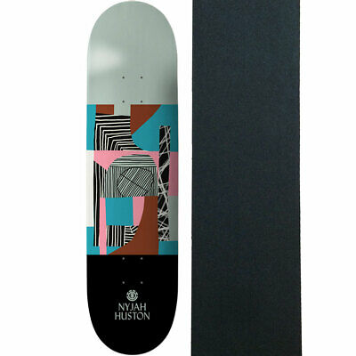 f23deea4a7f06 ELEMENT SKATEBOARD DECK Nyjah Quilted 8.2