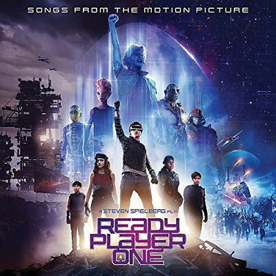 READY PLAYER ONE CD SOUNDTRACK (New Release May 4th 2018)