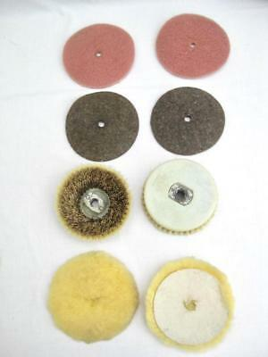 Hoover Shampoo Polisher  Brushes, buffing, waxing, cleaning and polishing pads