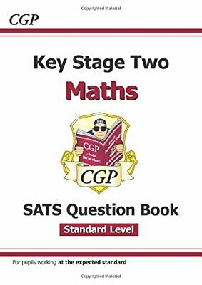 KS2 Maths Targeted SATS Question Book - Standard Level (for tes... by Books, Cgp