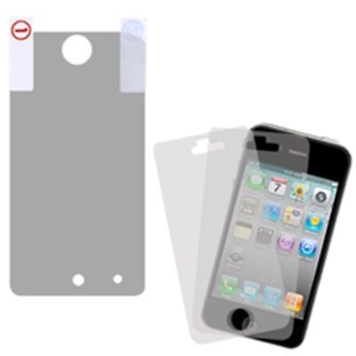 4-Pack Clear Screen Protector For Apple iPod Touch 4th Gen